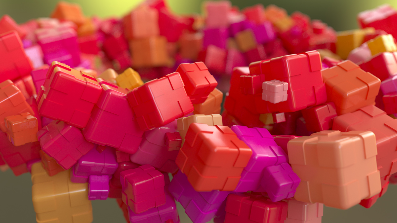 Using the Color Shader in Cinema 4D » Thea Render