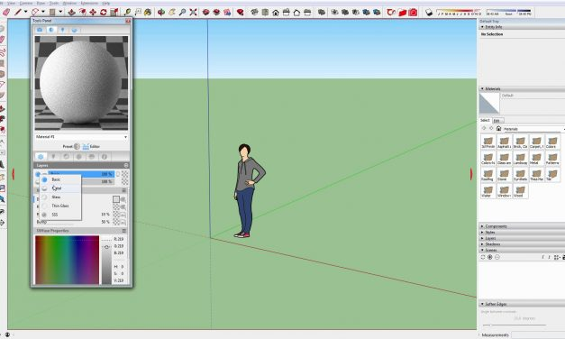 Using the Layering System