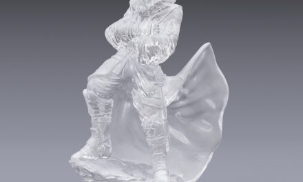 Creating a Quick Frosted Glass material